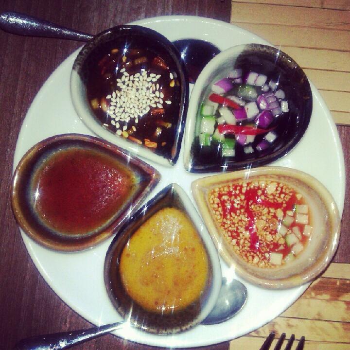 Thairiffic sauces