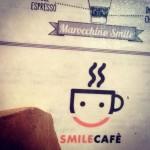 Smile cafe logo Glasgow